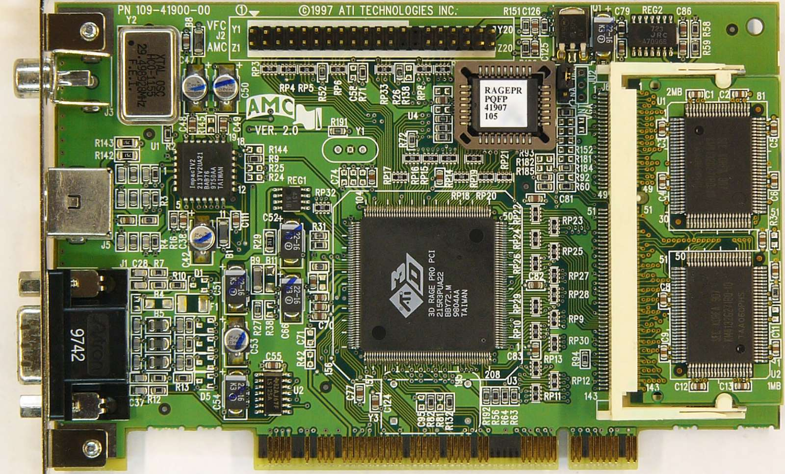 Ati technologies inc rage xl pci driver free download.