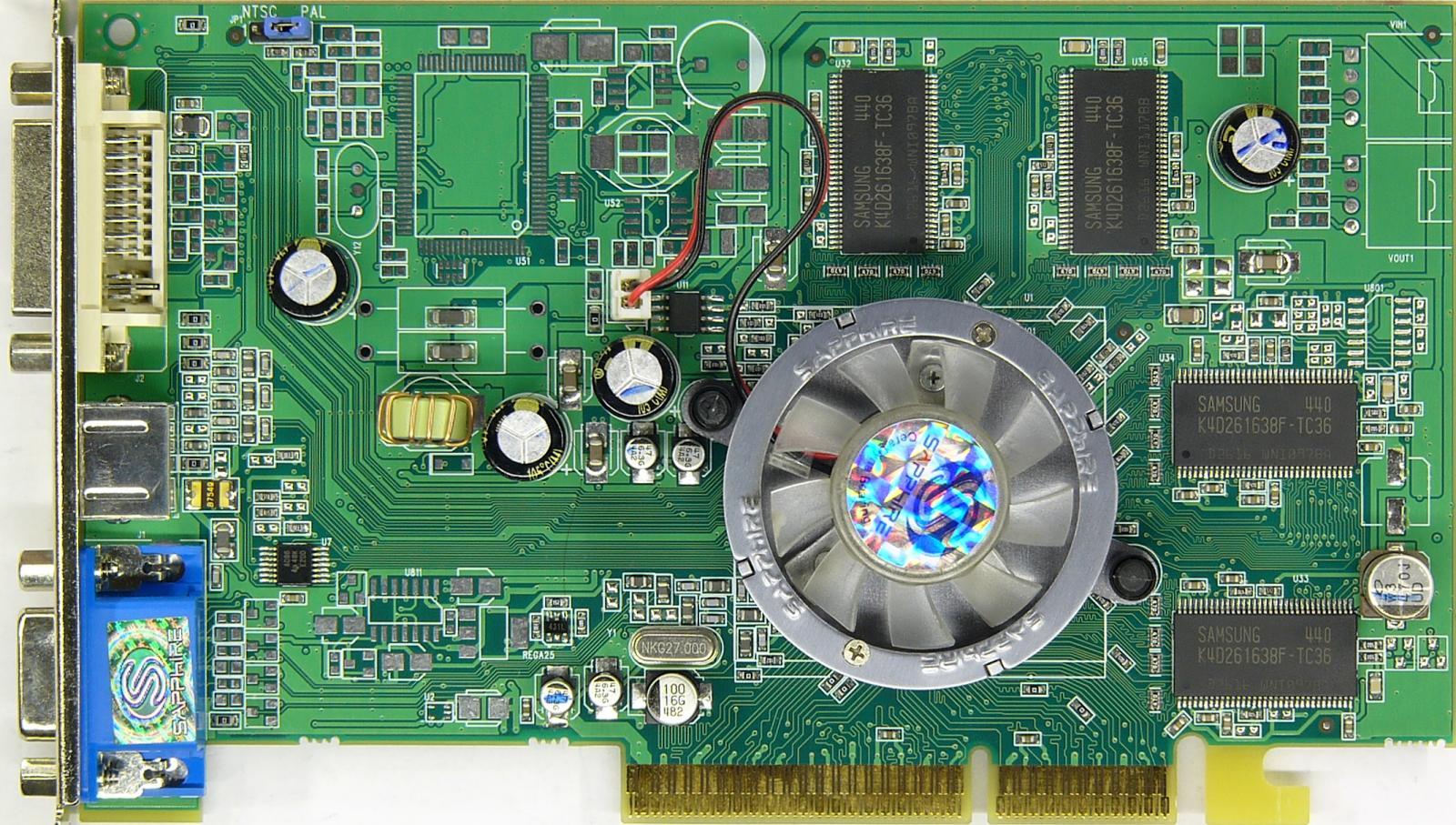 Скачать драйвер на видеокарту ати радеон 9600