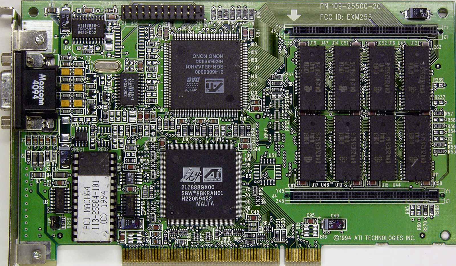 ATI MACH64 GX PCI DRIVER DOWNLOAD