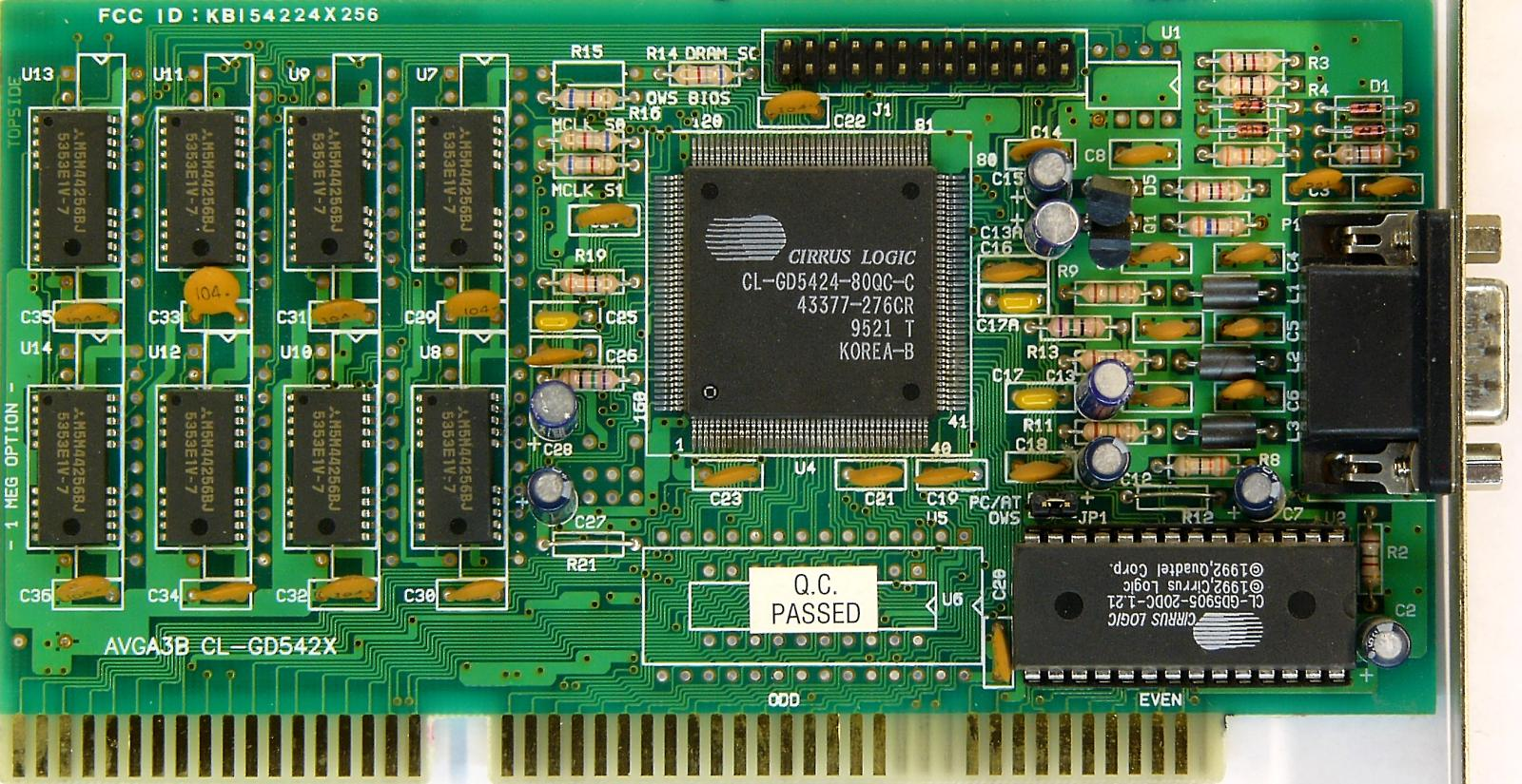 Cirrus logic 5430/5440 driver free download
