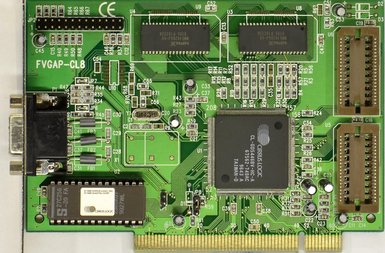 Cirrus Logic CI 5446 driver download