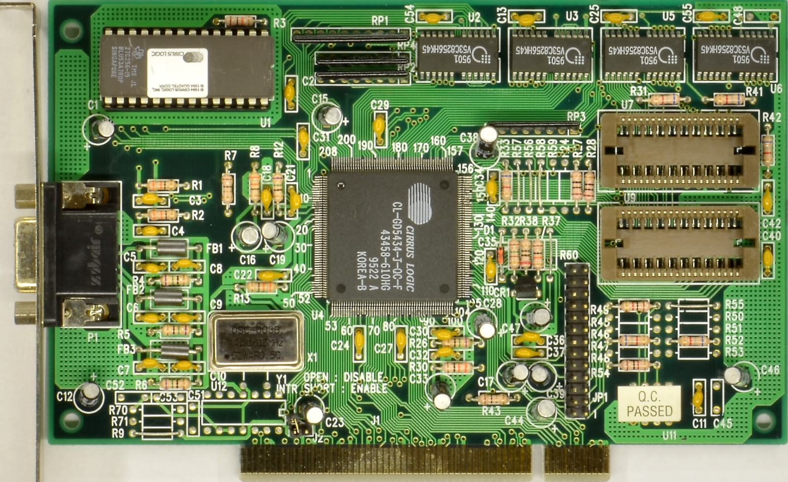 Cirrus Logic CL-GD5446-HC-A (Prolink)