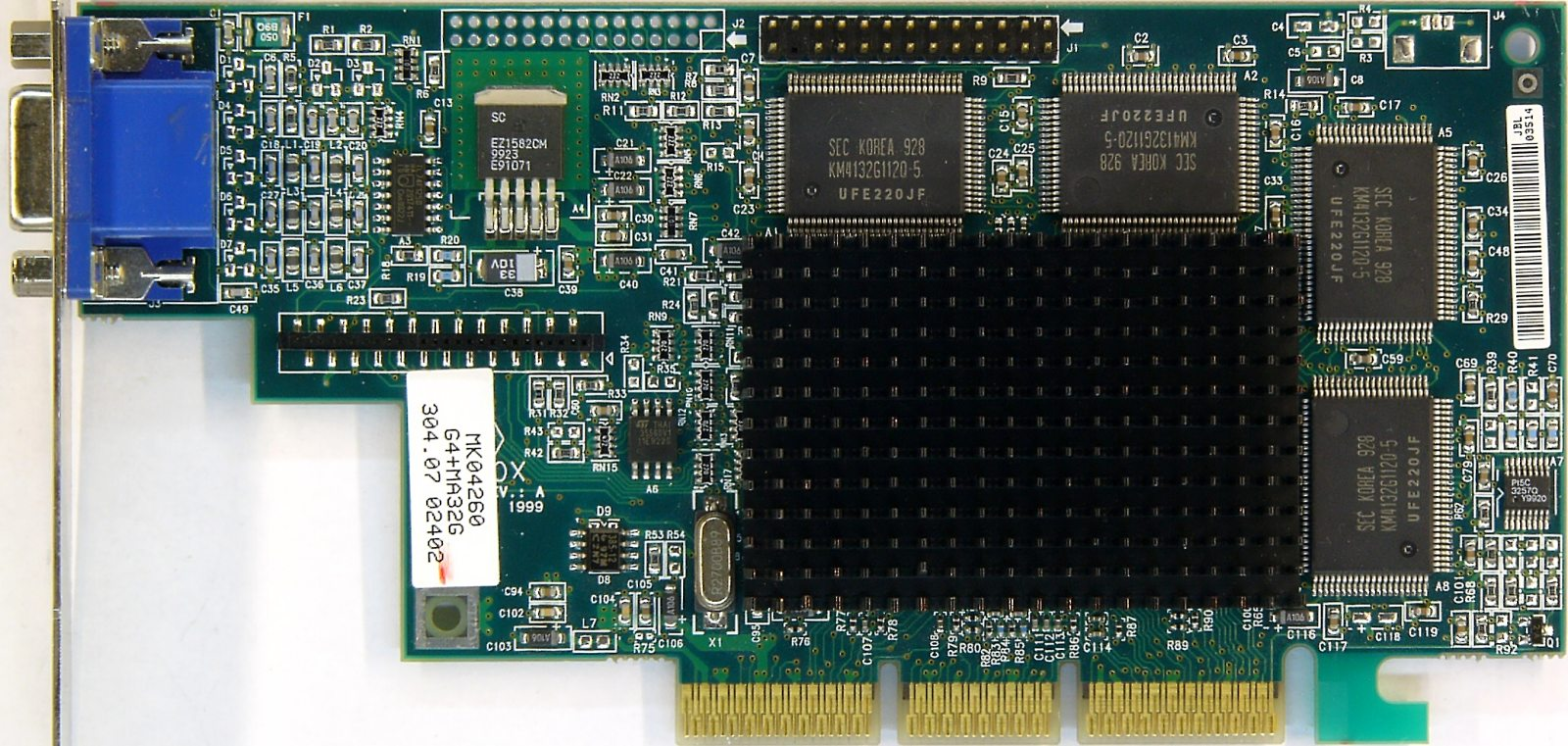 Drivers for older/legacy Matrox products