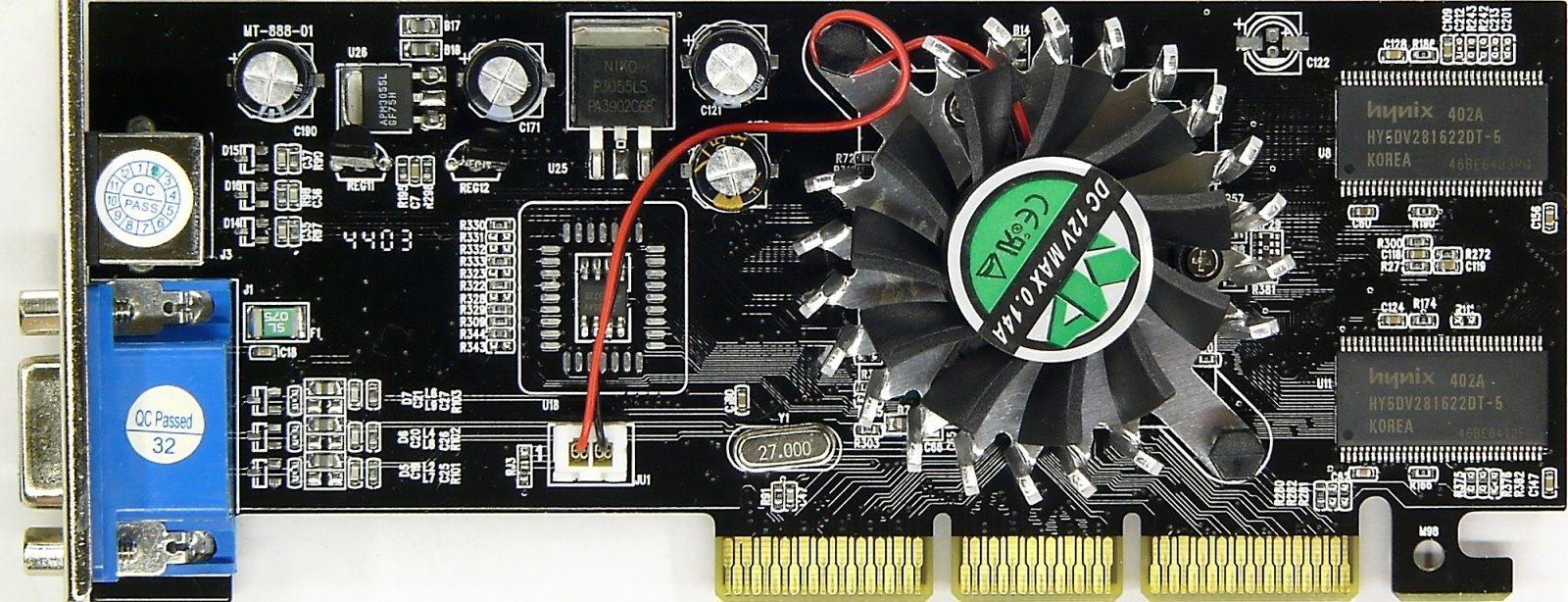 Скачать драйвера для видеокарты geforce mx 440