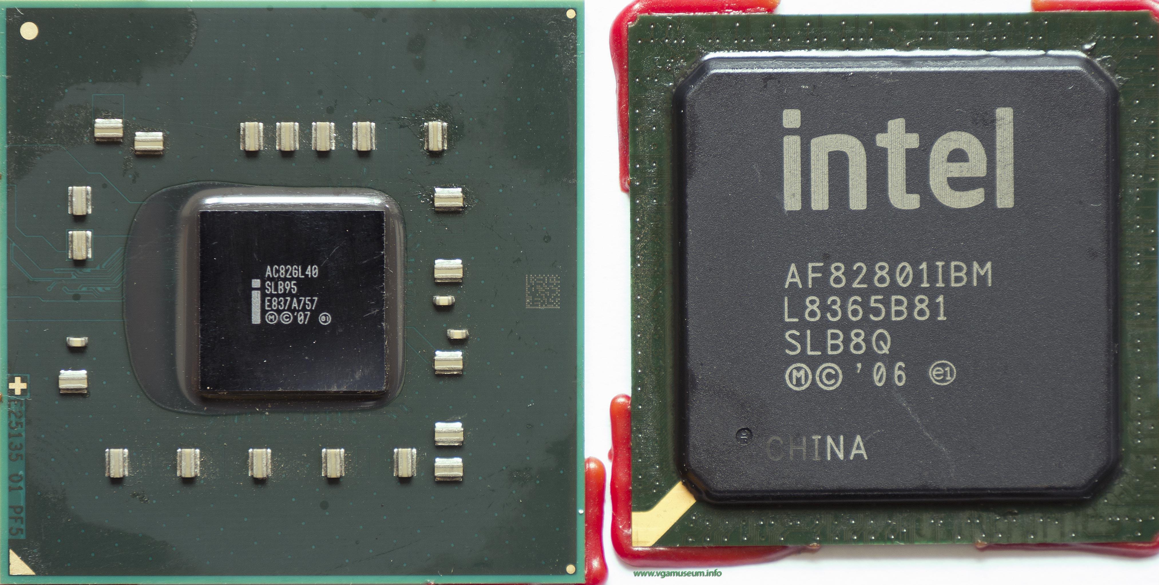 chipset intel cantiga gl40