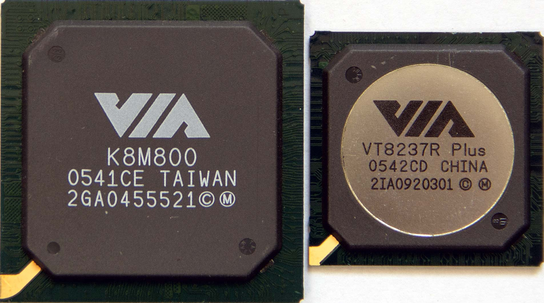 K8m800 micro am2 vga