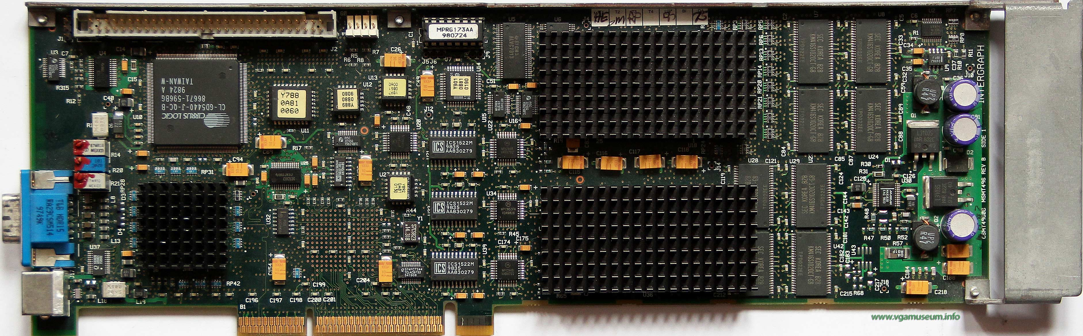 Vga Legacy Mkiii Search Results For Fuji Pci 256 Mb Ddr2 8400gs 8300gs Intergraph Intense 3d Pro 3410 Msmt496