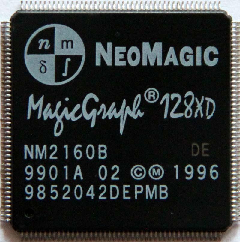 Neomagic nm2160