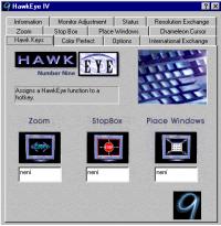 Hawk Keys