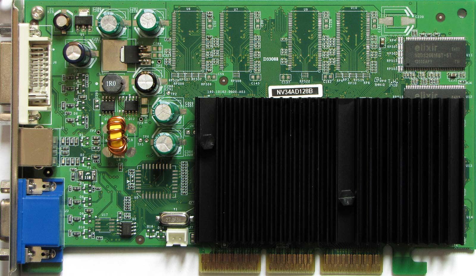 NVIDIA GEFORCE FX TÉLÉCHARGER CORPORATION 5200 NV34