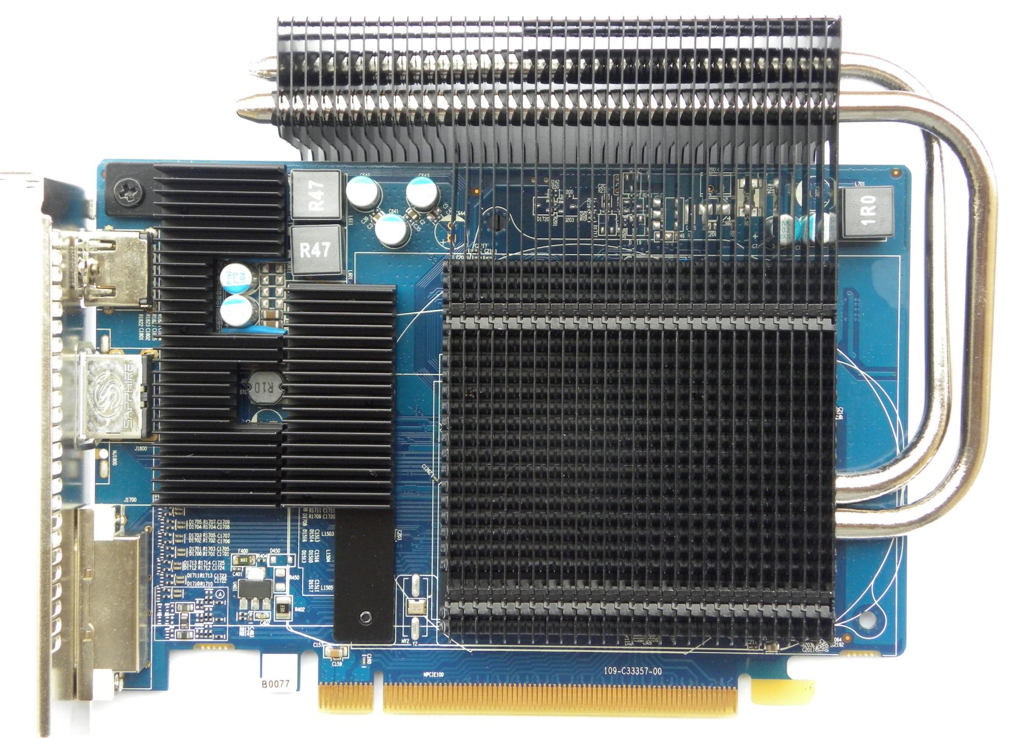 VGA Legacy MKIII - AMD Radeon HD 6670