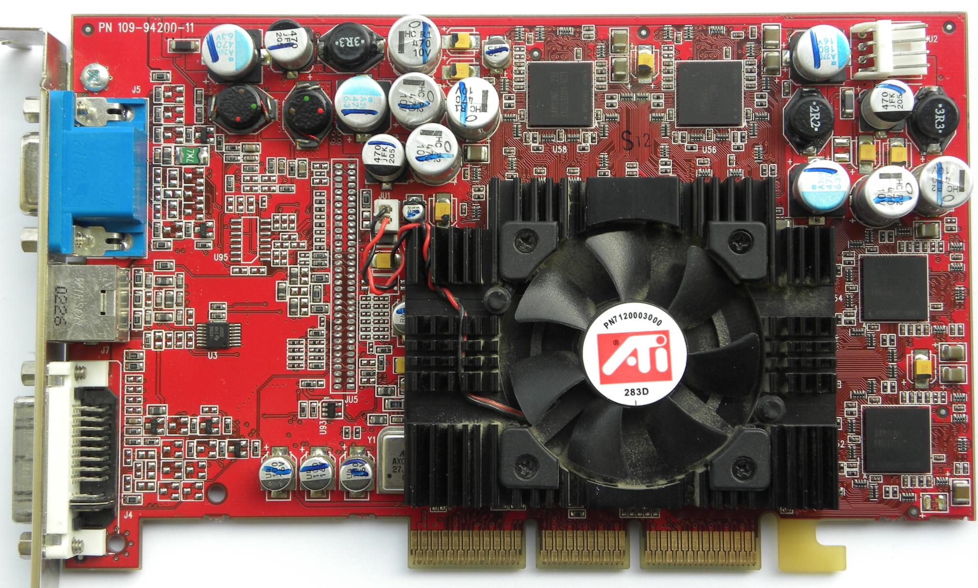 AMD/ATI driver for Radeon Xpress 1100 Series …