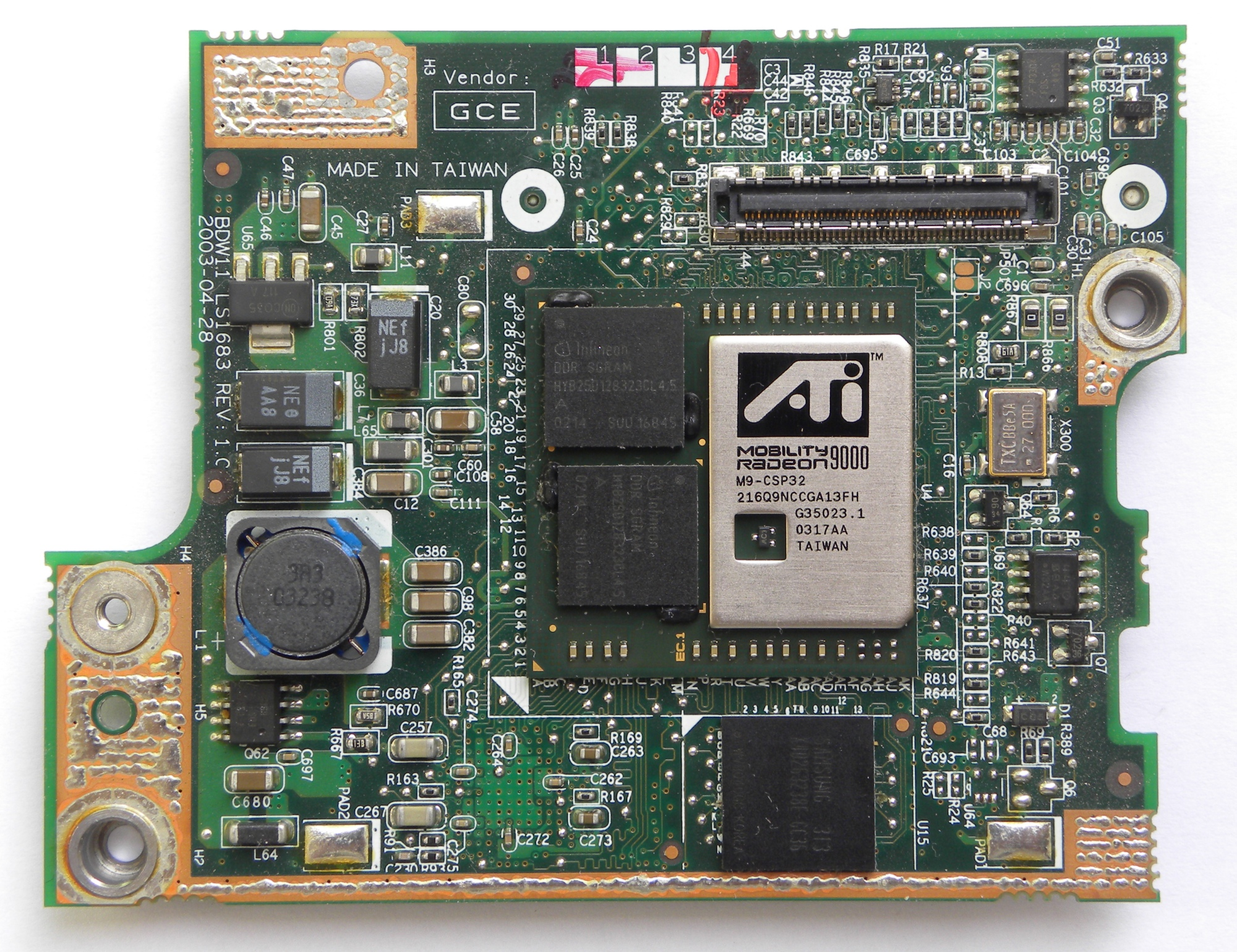 Ati radeon 9000 rv250 driver windows 7