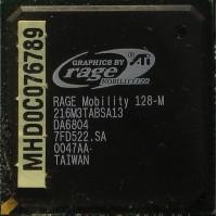 Rage 128-M GPU