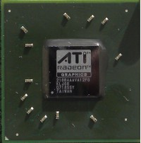 ATi M71 GPU