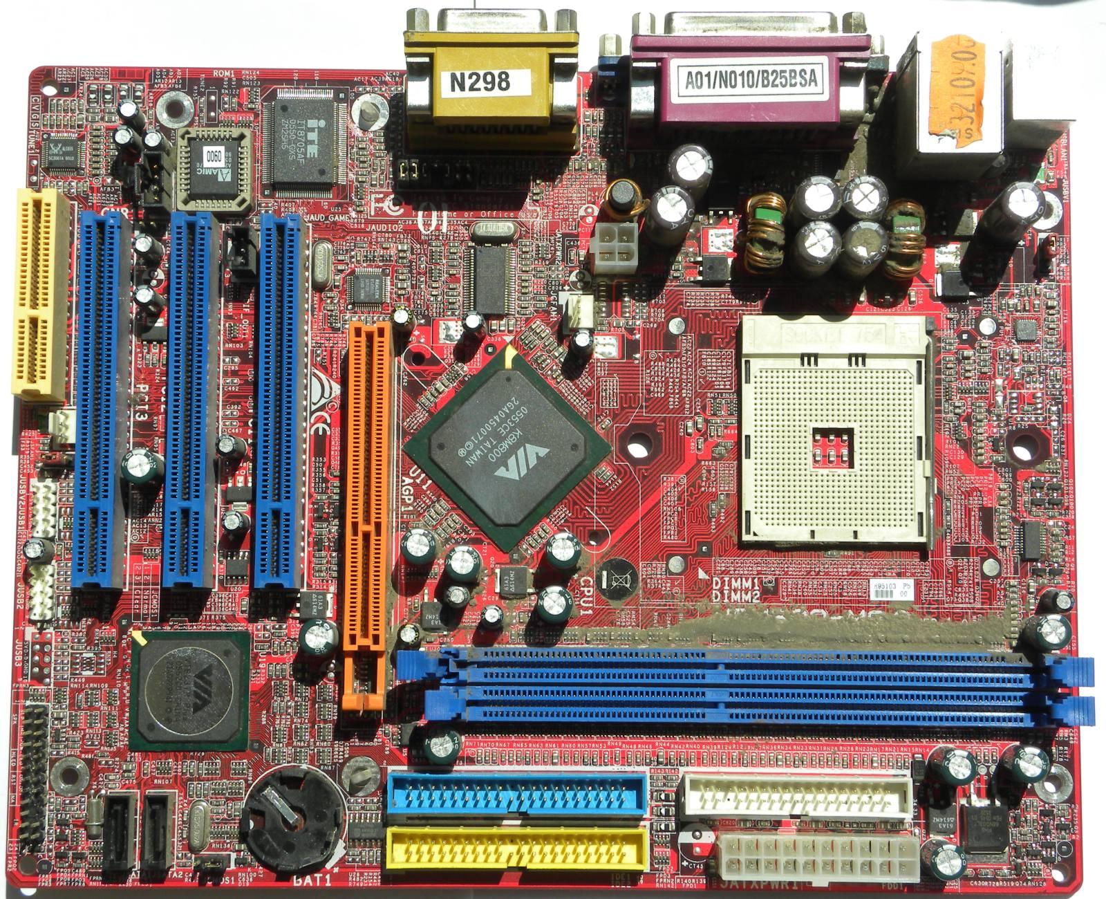 ECS K8M800-M2