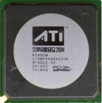 ATI Radeon Xpress 200M