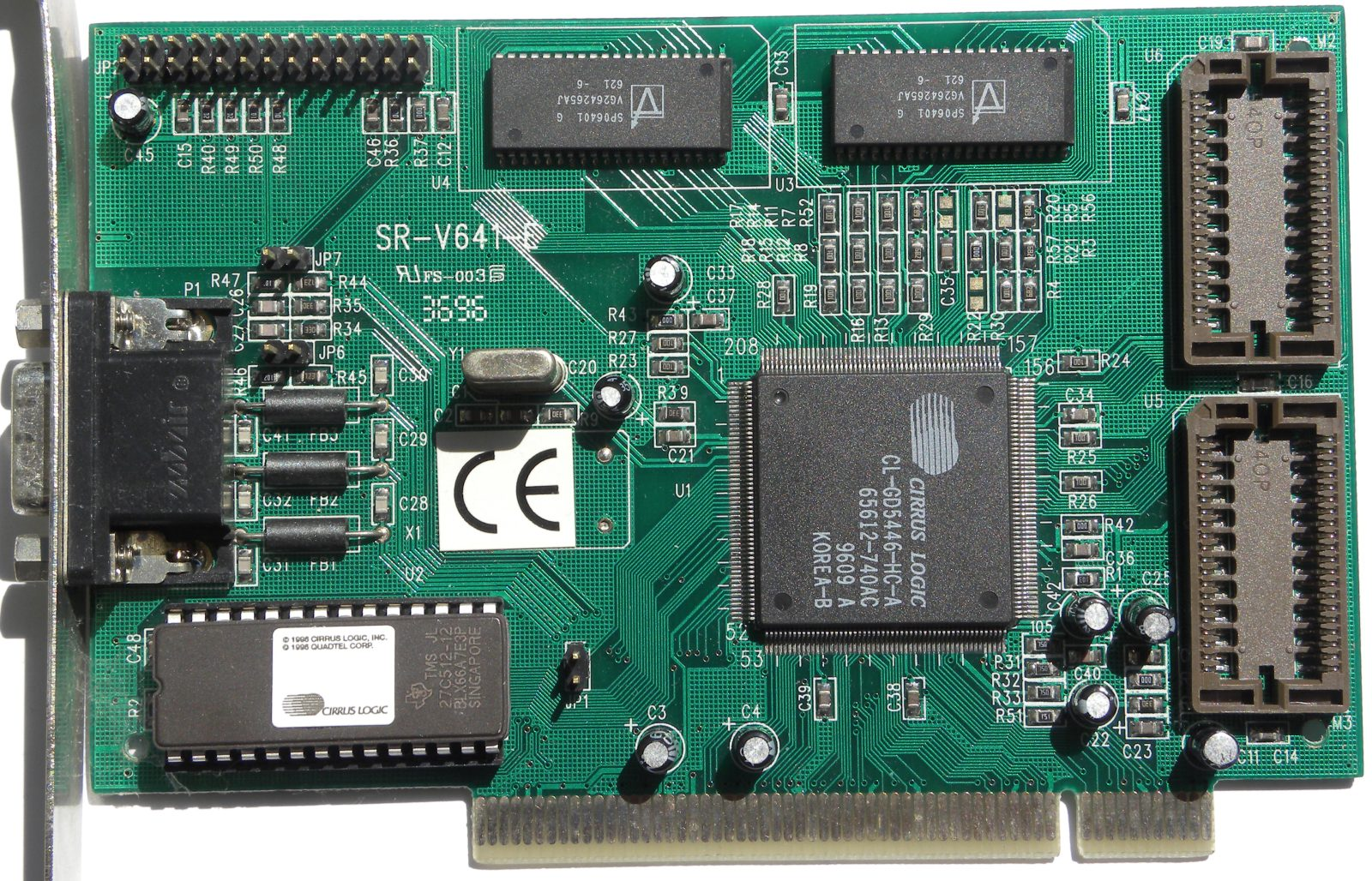 Cirrus logic 5430/40 driver