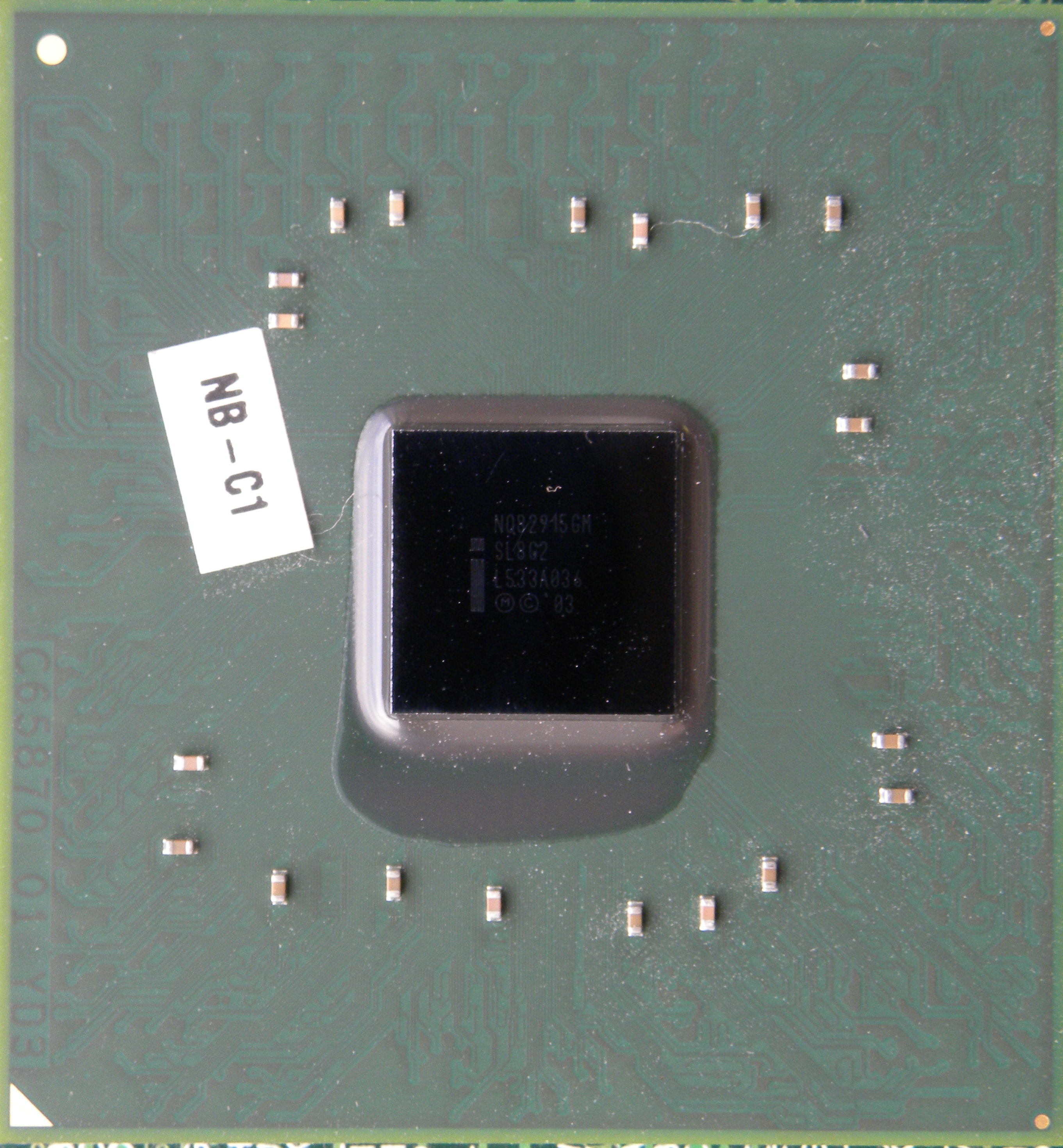 INTEL MOBILE 915GM DRIVER FOR MAC