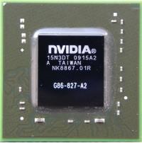 NVIDIA G86 GPU