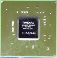 NVIDIA GT216 GPU