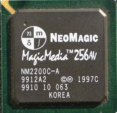 Neomagic nm2200