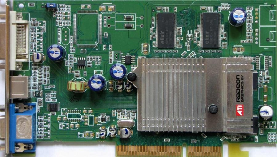 Скачать Radeon 9600 Pro Family