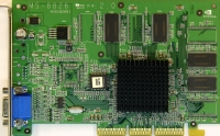 NVIDIA GeForce2 MX 200