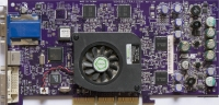 NVIDIA GeForce4 Ti 4600