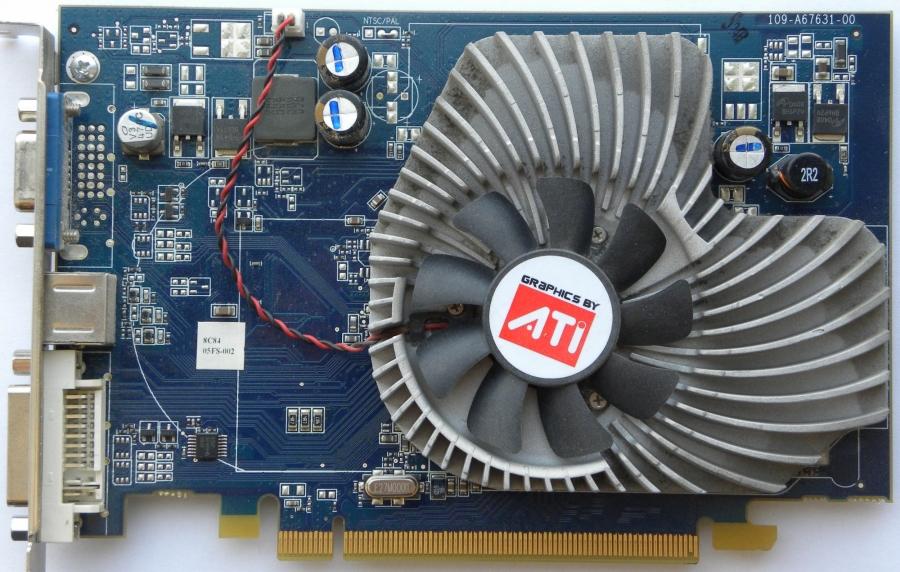 Radeon x1600 series характеристики